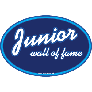 Junior's Wall of Fame / Idols Logo
