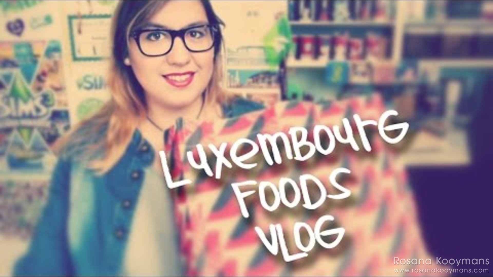 Luxembourg Foods Vlog