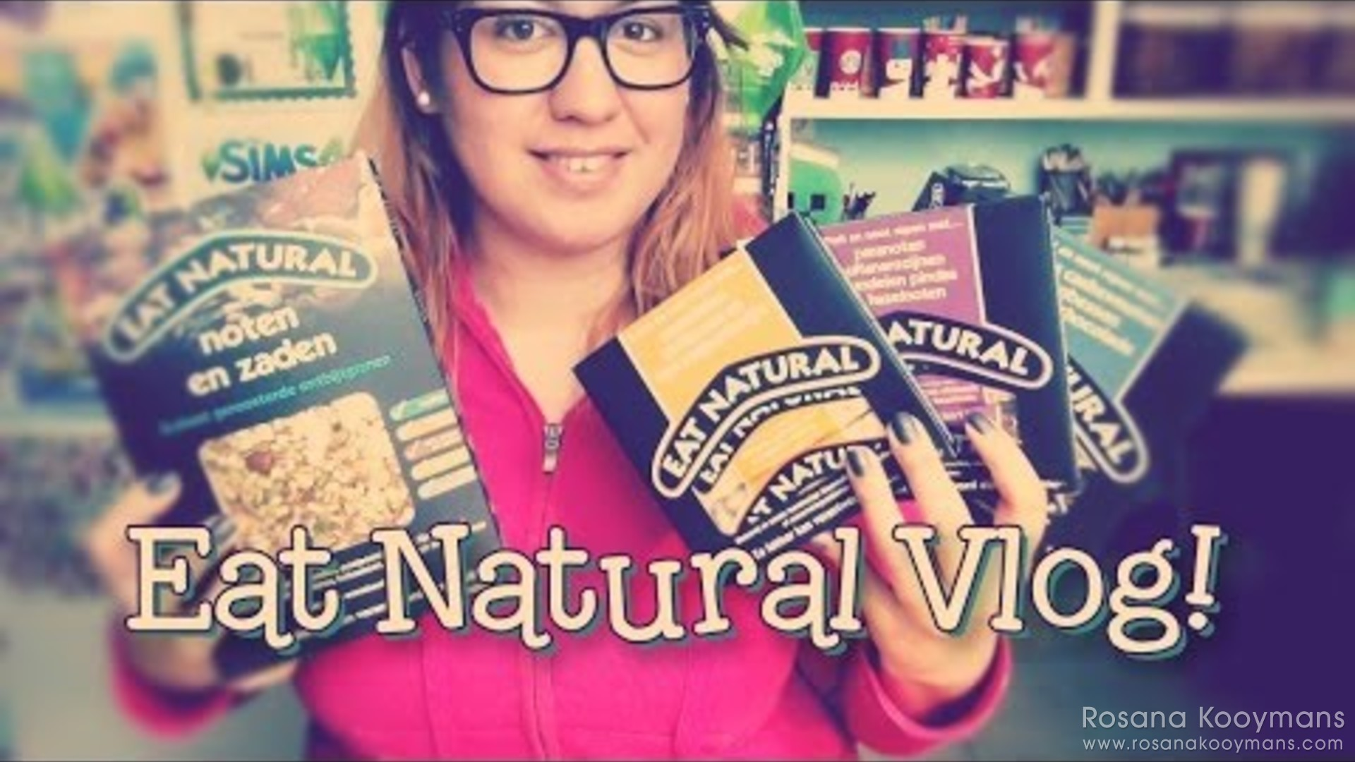 Eat Natural Vlog!