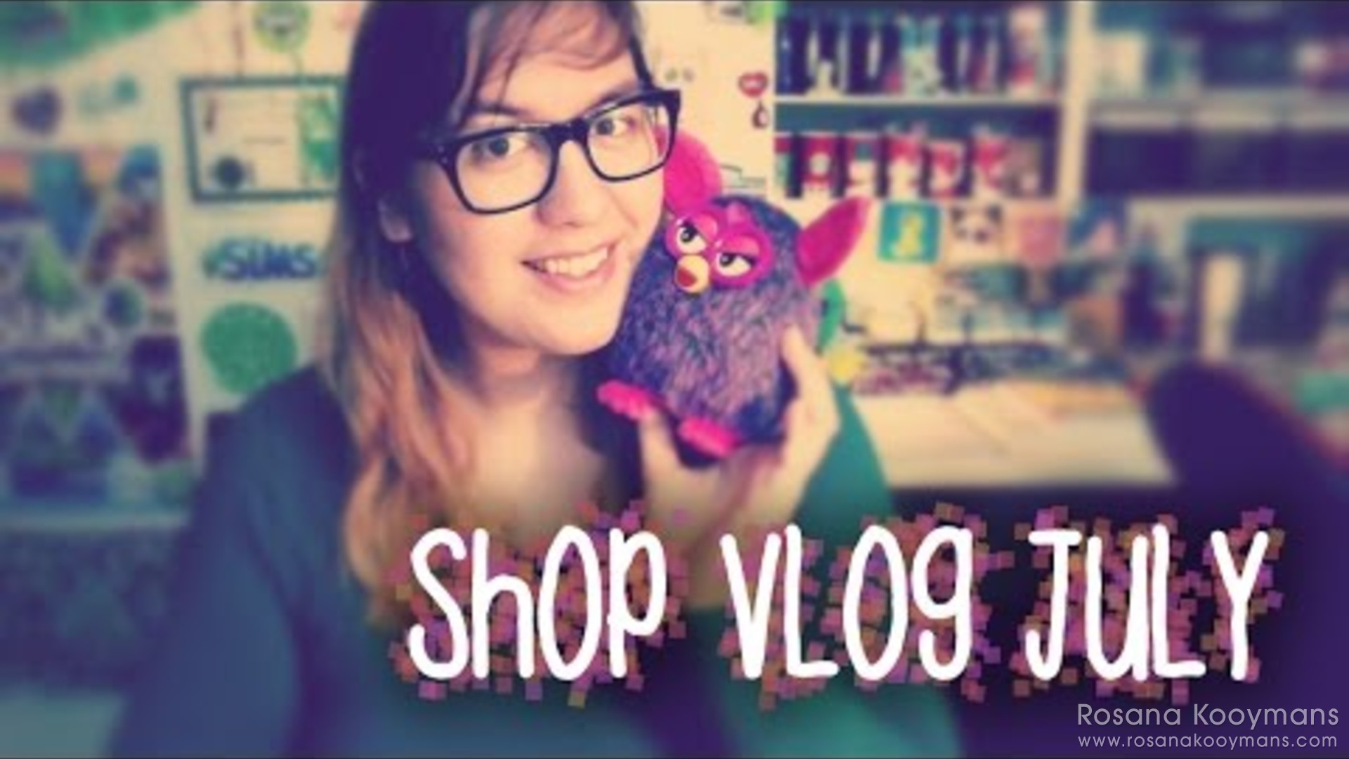 Shop Vlog July